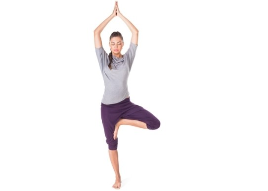 Tree Pose - Yoga For Weight Loss