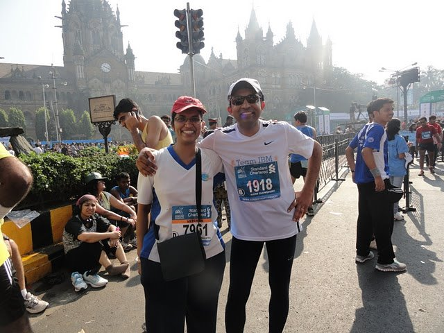 Sumeet D Chaudhary, Runner and CEO