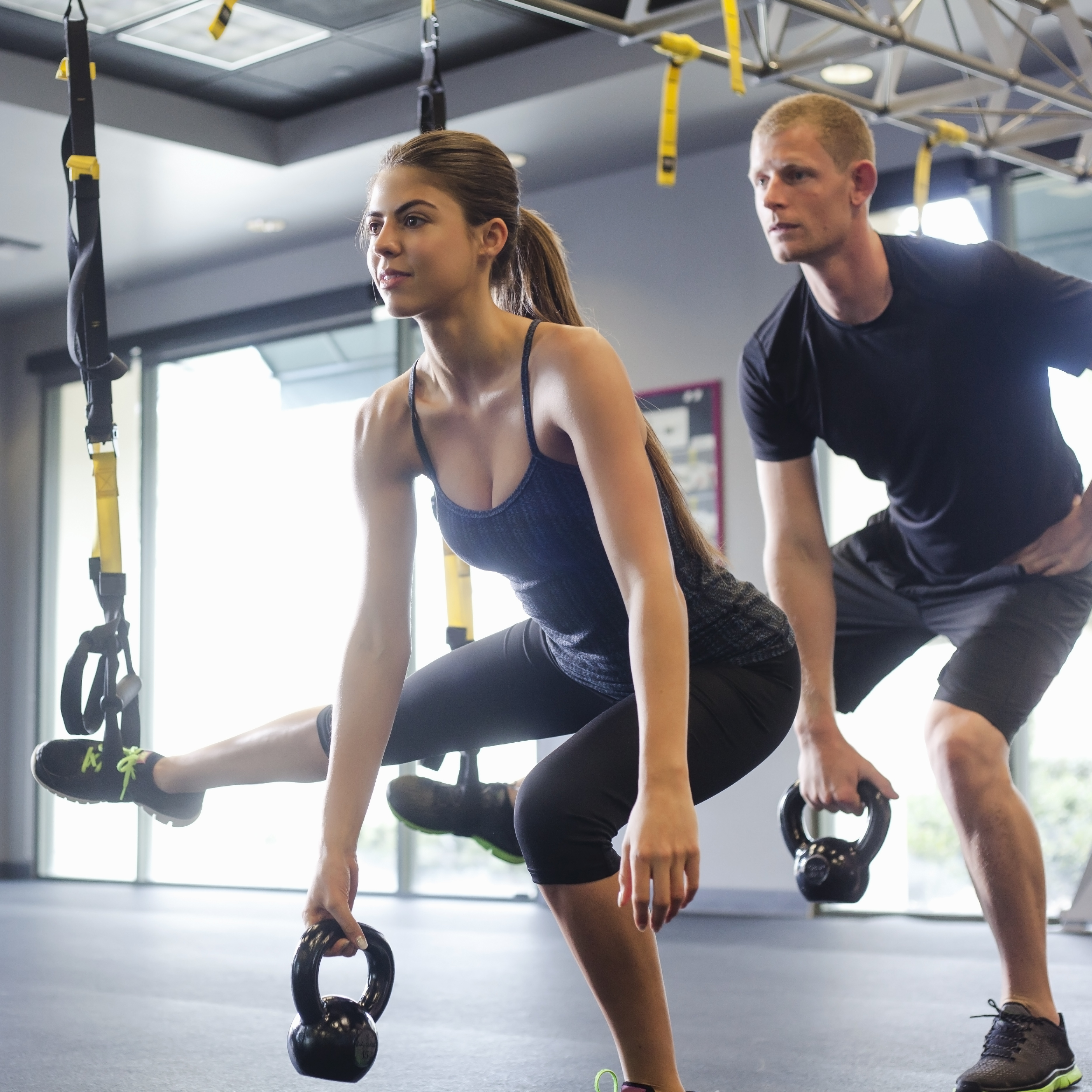 Working Out: Check Out Why Exercise For Better Sex And Steamy Moves