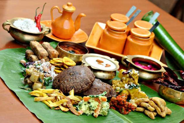 Navratri Food royal platter