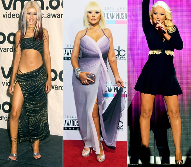 Unbelievable weight loss of christina aguilera fitso blog