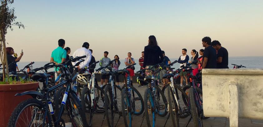top bicycle rent shops in mumbai