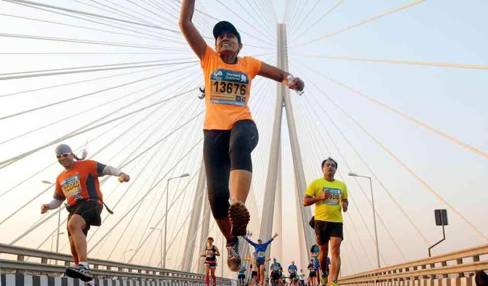 SCMM 2017 - Standard Chartered Mumbai Marathon