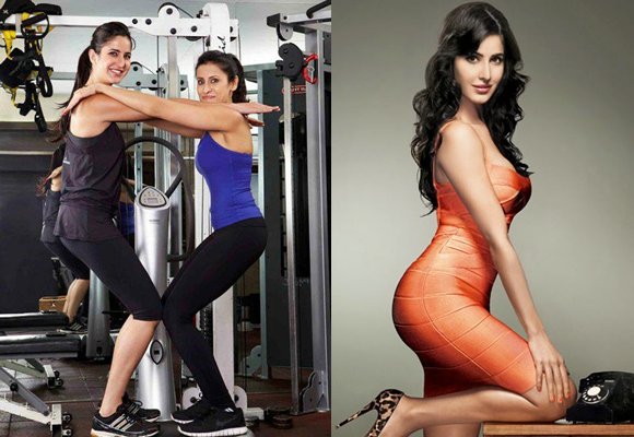 Katrina Kaif - Fitness Secrets of Celebrities