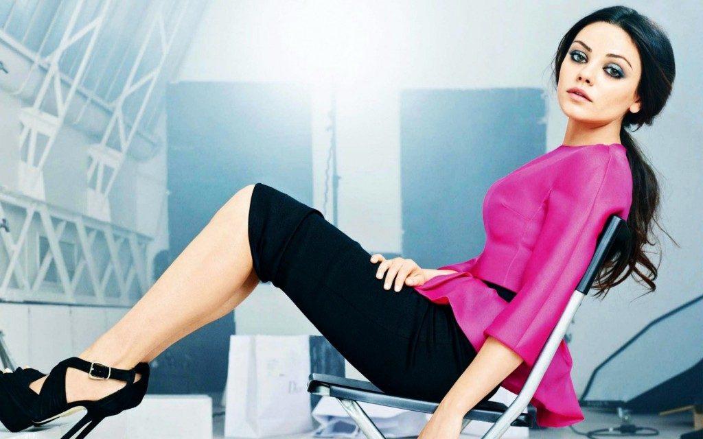 Mila Kunis - Fitness Secrets of Celebrities