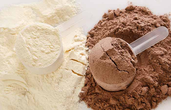 Protein - Weight Gain Shakes