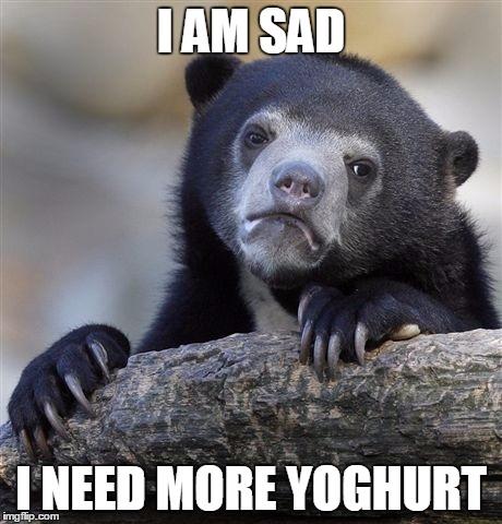 yoghurt-meme lower sugar healthy snacks