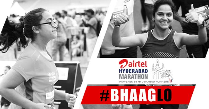 Airtel Hyderabad Marathon 2017