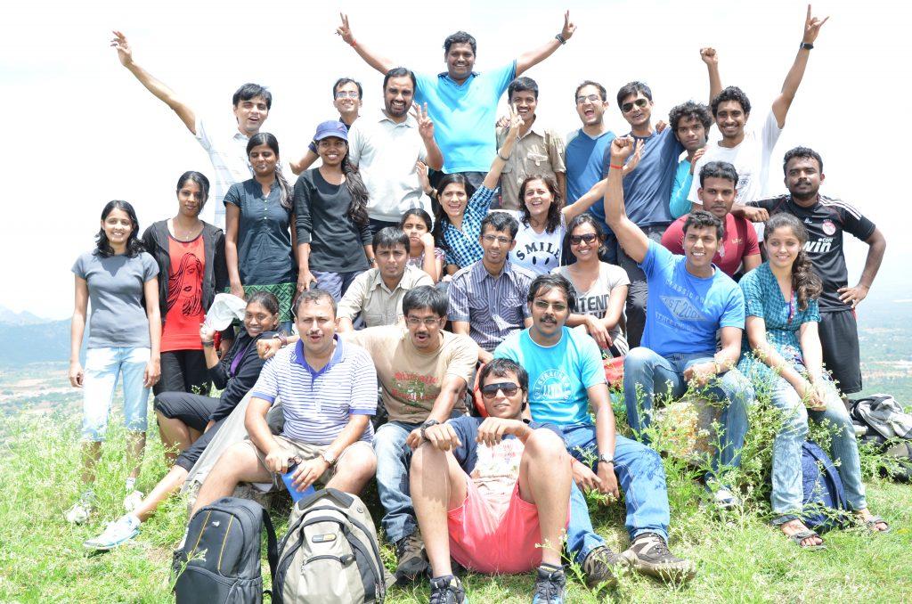 bangalore adventure groups