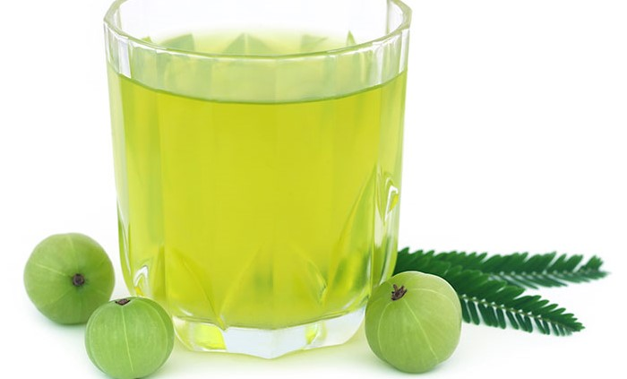 amla juice for hair