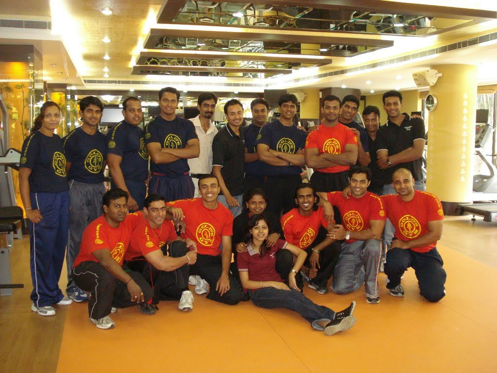 best gyms in bangalore