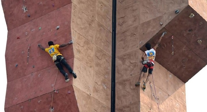 Indian mountaineering foundation center : adventure sports in delhi