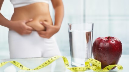 Do laxatives make you lose weight?