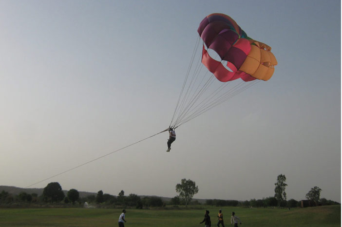 adventure sports in delhi ncr