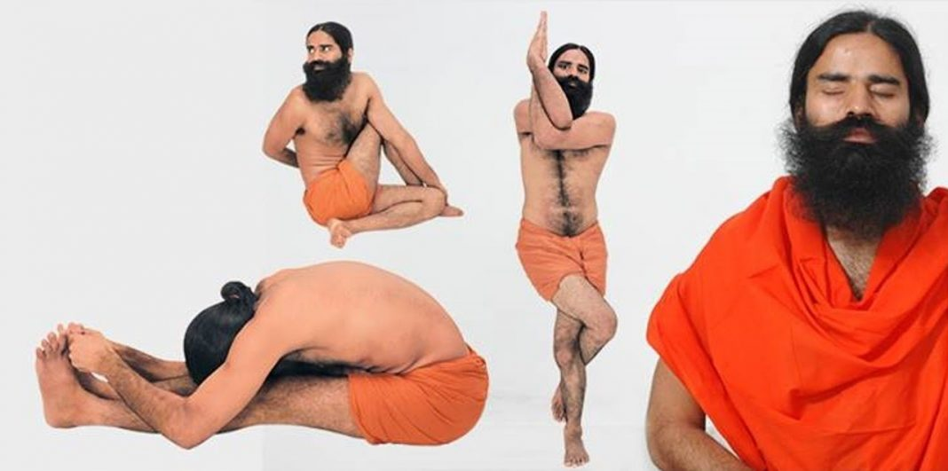 Top 15 Asanas from Ramdev Baba Yoga for Weight Loss - Fitso
