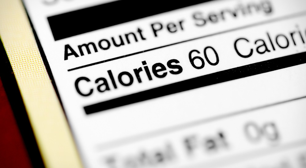 calorie counter india