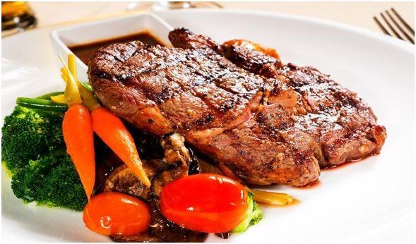 Pork chips - protein rich foods