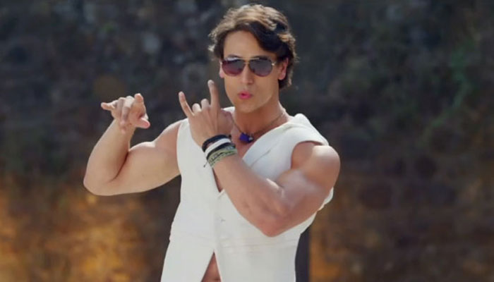 tiger shroff workout