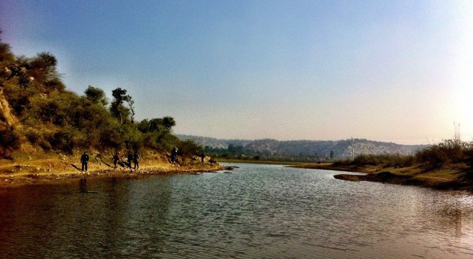 Aravali Biodiversity - Running Routes in Gurgaon, NCR