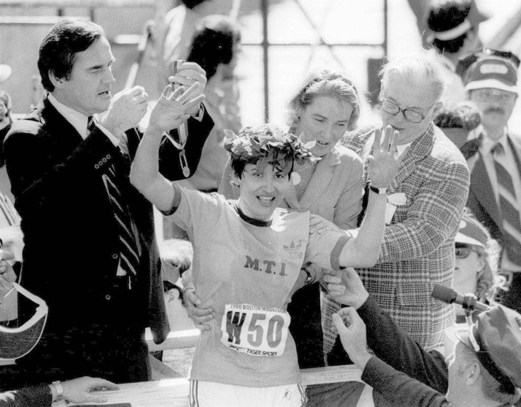 cheating in marathon