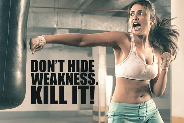 Parineeti Chopra Fitness Quote