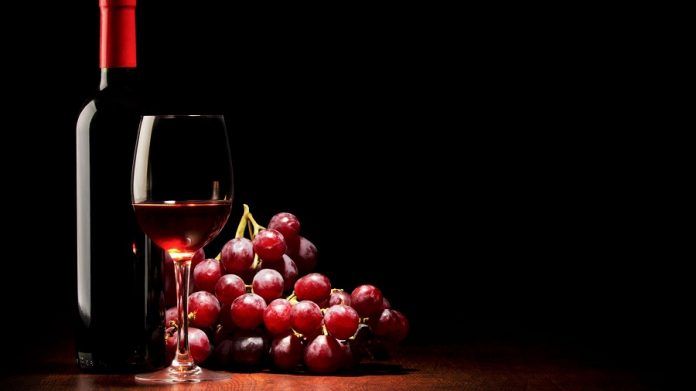 red wine benefits for skin