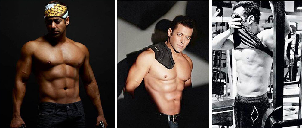 Salman Khan's abs workout in Gym | Rare Unseen Video ... |Salman Khan Workout In Gym