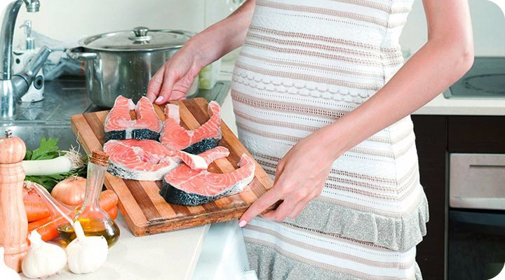 Safe fish consumption recommendations for pregnant woman for Fish not to eat when pregnant