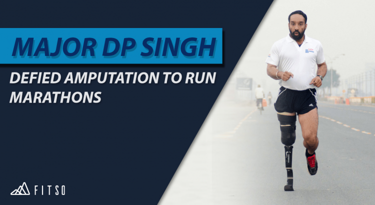 major dp singh