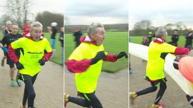 Longest streak of run
