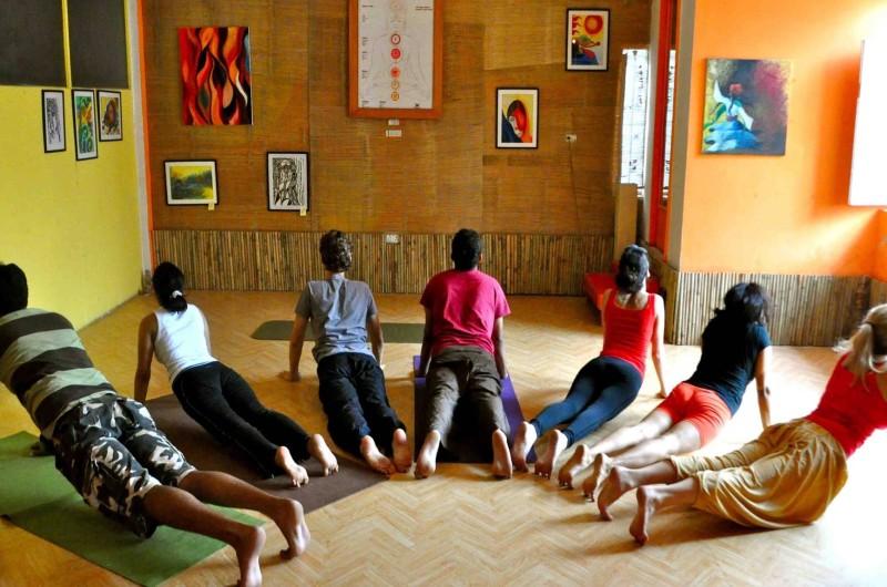 Yoga Classes in Delhi; Atre'Yoga Studio