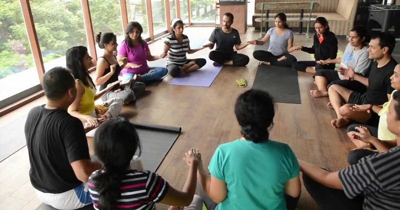 free yoga classes in bangalore