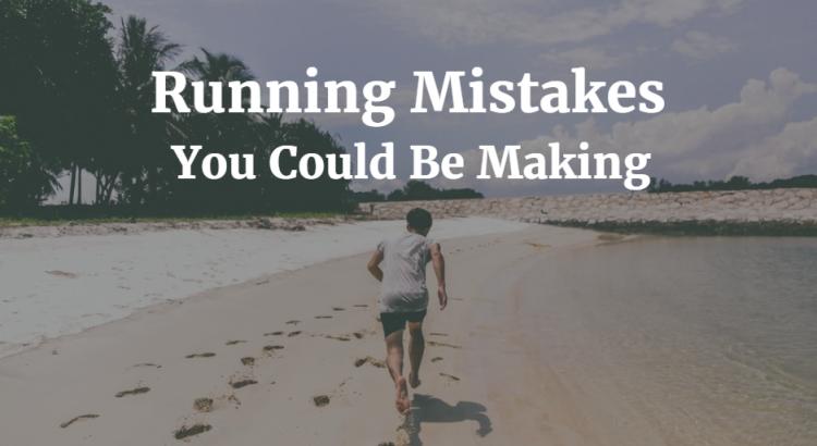 running pitfalls