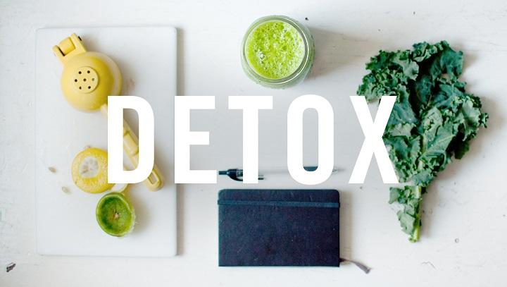 natural detox weight loss