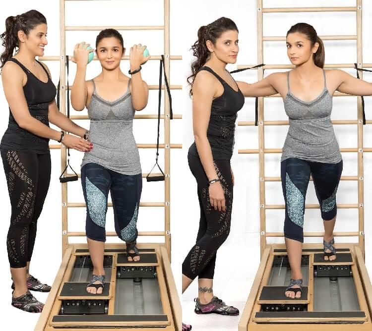 Alia Bhatt Weight Loss Secrets & Fitness Tips | Get Fit ...