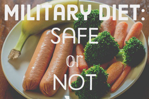Military diet truth