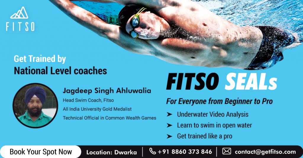 swimming classes in west delhi