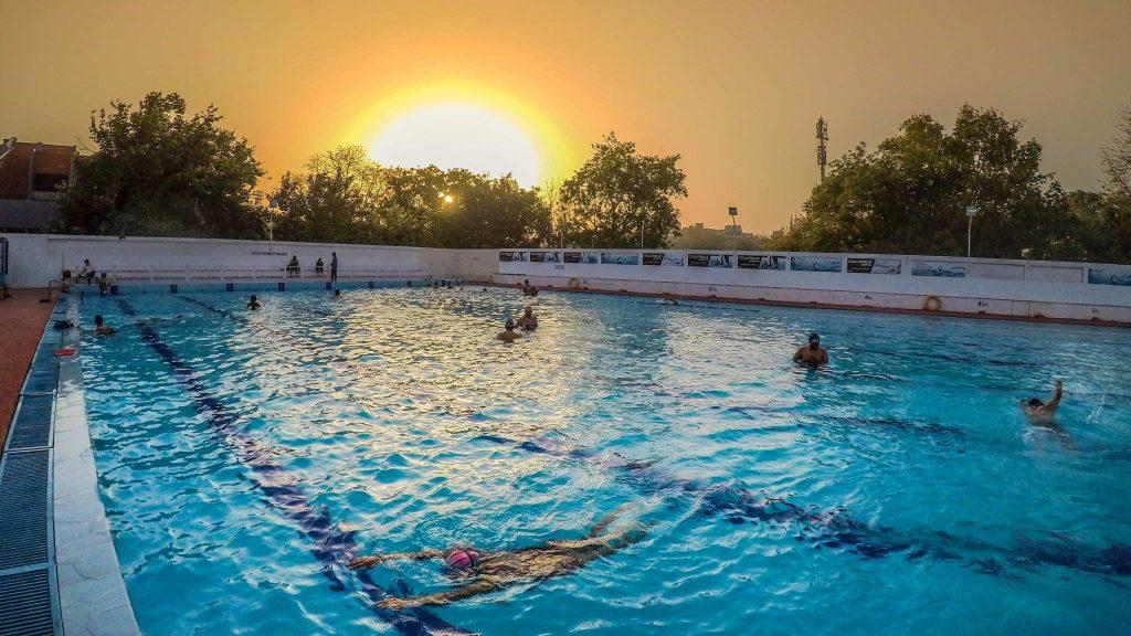lifestyle swim n gym : Best Swimming Pool in Delhi