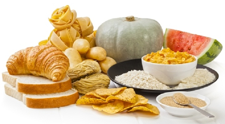 Carbohydrate Foods : myths about fat burn