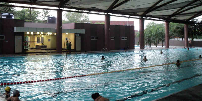 siri fort complex swimming pool : best swimming pool in delhi
