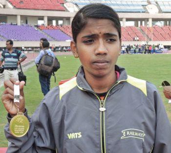 running record holder Suriya Loganathan
