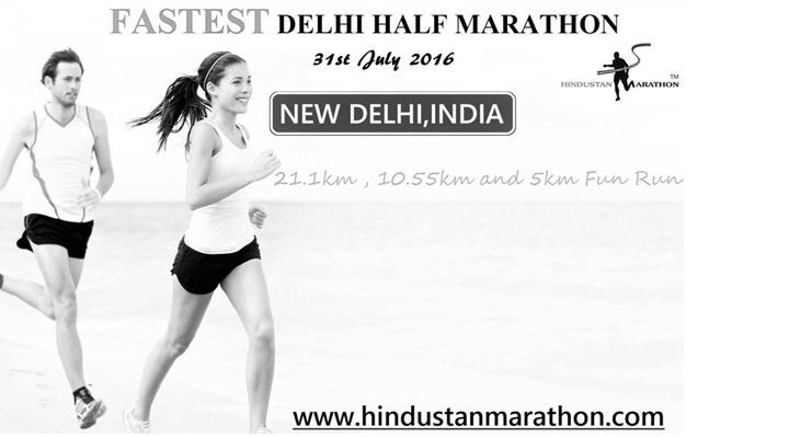 delhi half marathan