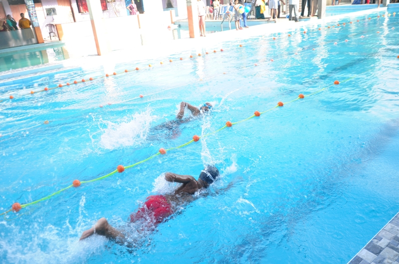 friends swimming academy : best swimming pool in delhi