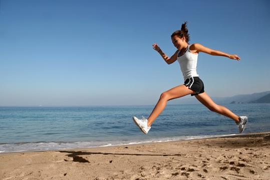 run near cooler places