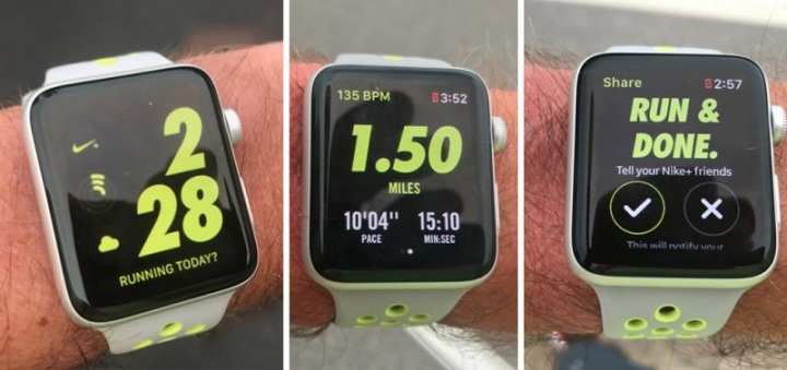 health rate monitor watch