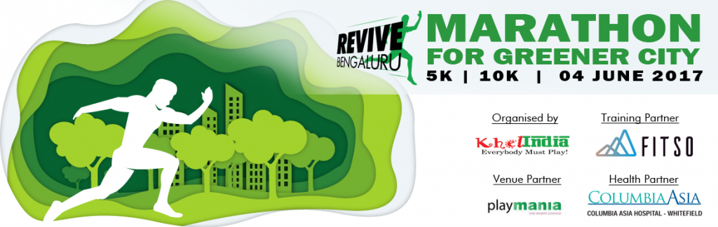 running events in bangalore revive