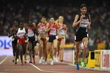 indian runner record holder lalita babar