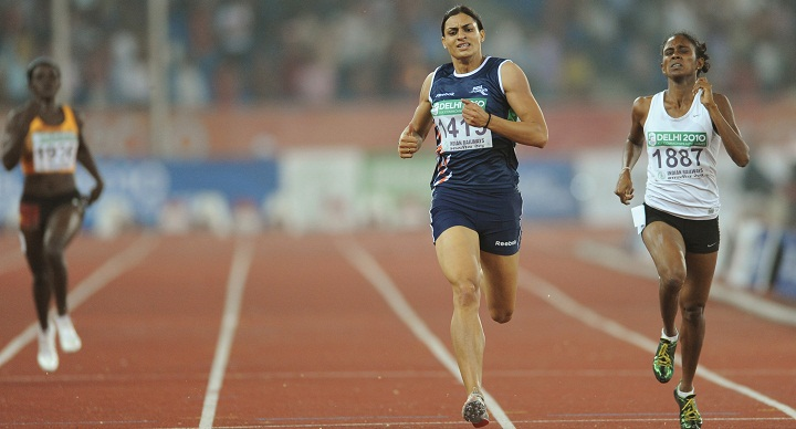 indian running record holder manjeet kaur