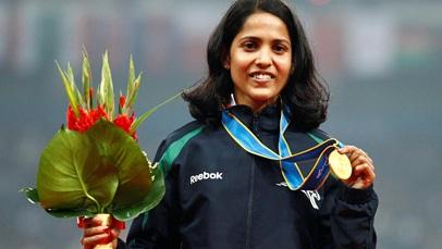 indian runner record holder preeja sreedharan