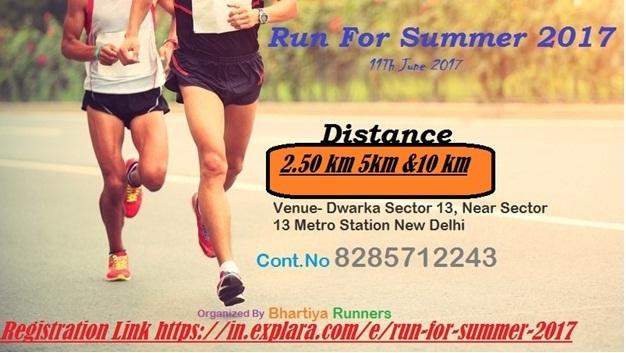 run for summer